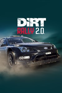 DiRT Rally 2.0 - Ford Focus RS Rally 2007