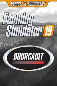 Carátula del juego Farming Simulator 19 - Bourgault DLC