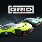 GRID Ultimate Edition Logo