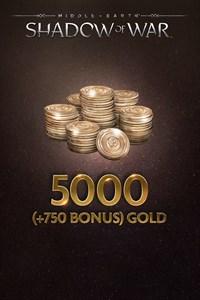Carátula del juego 5000 (+750 Bonus) Gold