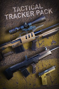 Tactical Tracker Weapons Pack