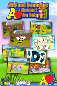 Get Kids Abc And Counting Join And Connect The Dot Alphabet Puzzle - Connected-dots-games