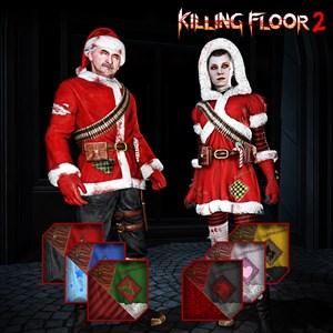 Santa's Helper Outfit Bundle Xbox One