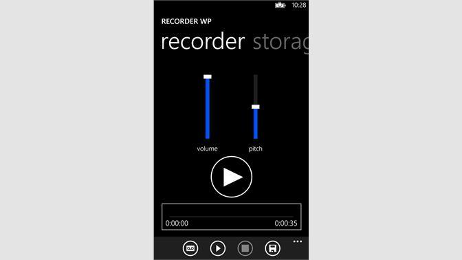 Get Free Recorder - Microsoft Store