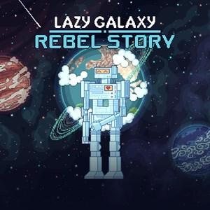Lazy Galaxy: Rebel Story Xbox One