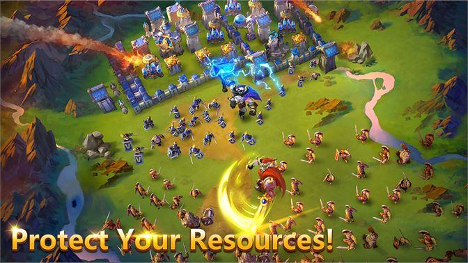 Castle Mania Home Facebook >> Get Castle Clash Microsoft Store