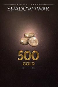 Carátula del juego 500 Gold