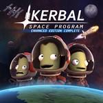 Kerbal Space Program Enhanced Edition Complete Logo