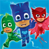PJ Masks Dominoes