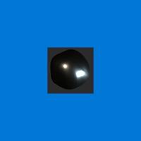 Liquid Metal Ball Screensaver