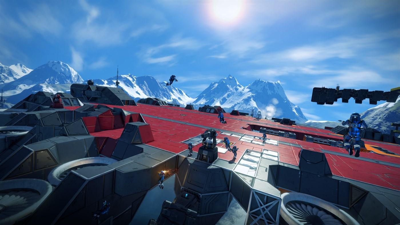Análisis Space Engineers - Xbox One 5