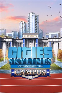 Cities: Skylines - Campus (Win 10)