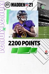 MADDEN NFL 21-2 200 Madden Points