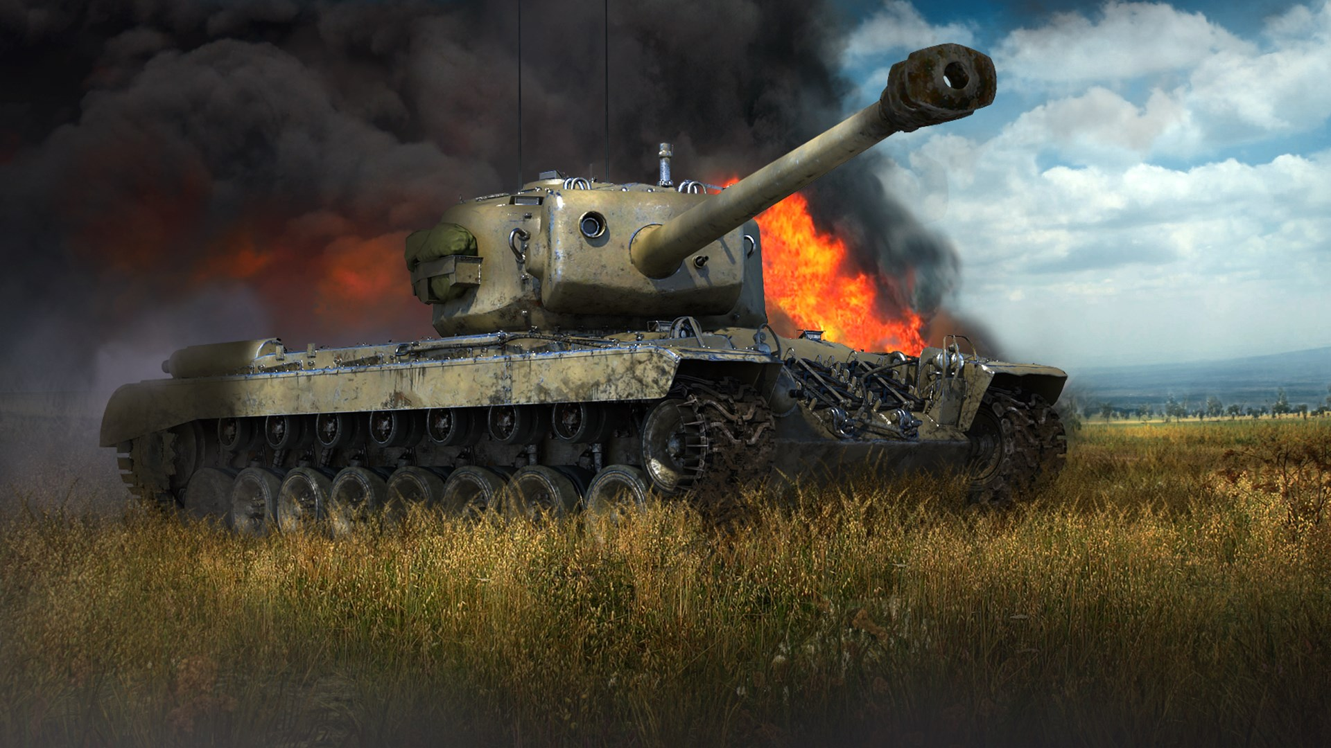 War Thunder - T29 Pack