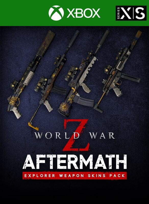 World War Z - Explorer Weapon Skin Pack