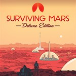 Surviving Mars: Digital Deluxe Edition Logo