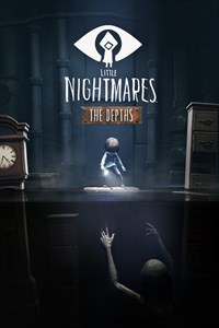 Carátula para el juego Little Nightmares The Depths DLC de Xbox 360