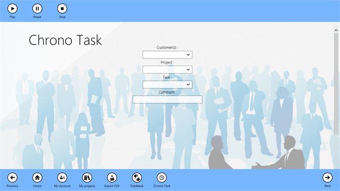 Get TimeSheet  Net - Microsoft Store