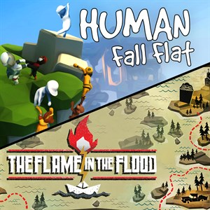 Human: Fall Flat + The Flame in the Flood Bundle Xbox One