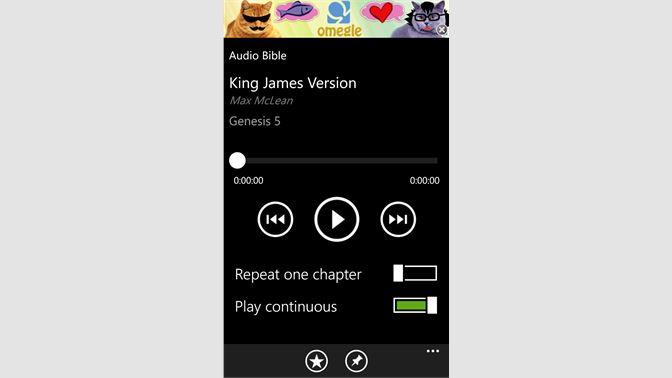 Get Audio Bible - KJV - Microsoft Store