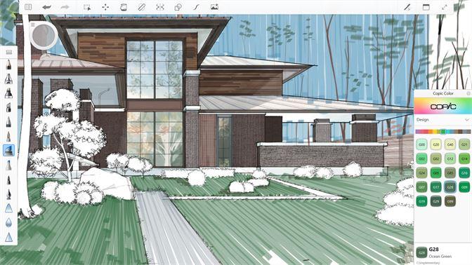 Get Autodesk SketchBook - Microsoft Store