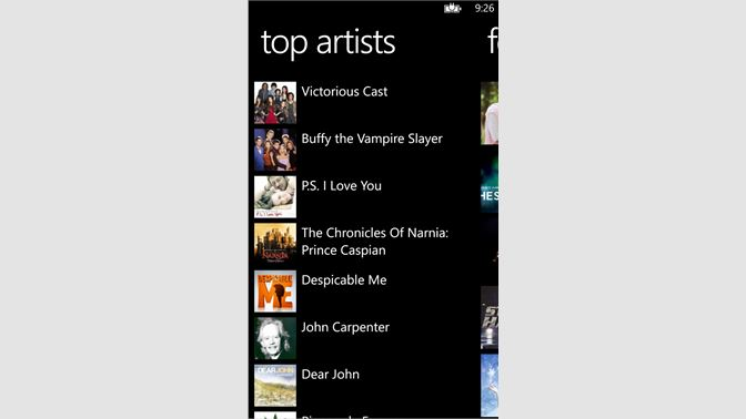 Get Soundtracks Music & Ringtones - Microsoft Store
