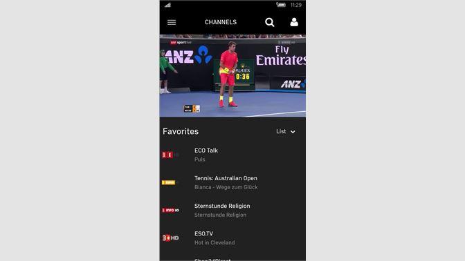 Acquista Zattoo - TV Streaming App - Microsoft Store it-CH