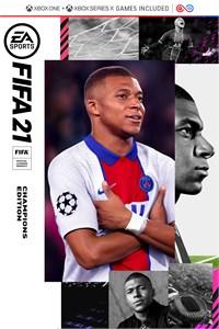 FIFA 21 Edição dos Campeões Xbox One & Xbox Series X|S