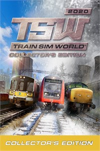 Carátula del juego Train Sim World 2020 Collector