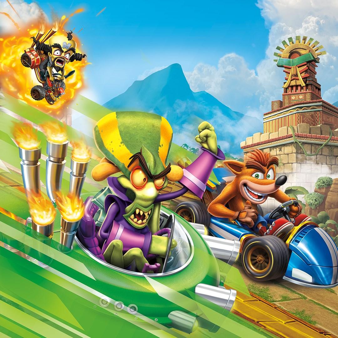 Скриншот №5 к Crash™ Team Racing Nitro-Fueled - издание Nitros Oxide