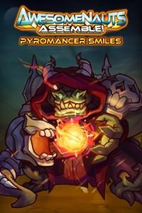 Carátula del juego Pyromancer Smiles - Awesomenauts Assemble! Skin