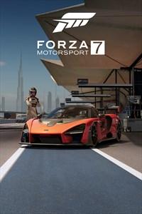 Forza Motorsport 7 2018 McLaren Senna