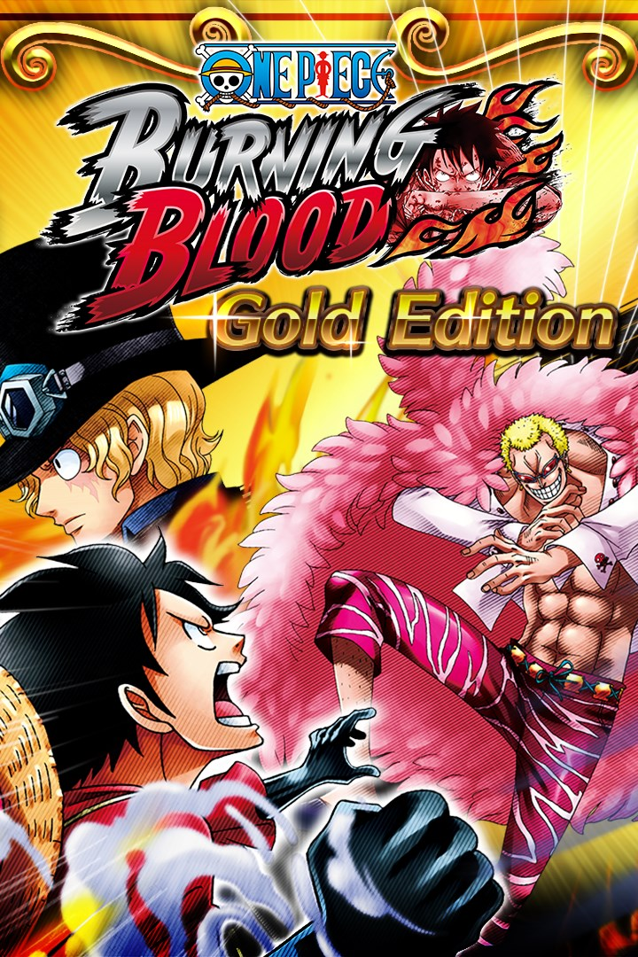 Buy ONE PIECE BURNING BLOOD - Gold Edition - Microsoft Store