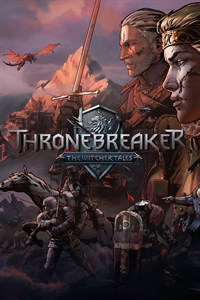 Carátula del juego Thronebreaker: The Witcher Tales