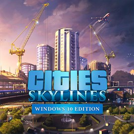 Carátula del juego Cities: Skylines - Windows 10 Edition
