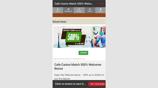 online casino als app