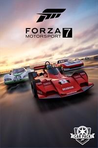 Мартовский набор машин для Forza Motorsport7
