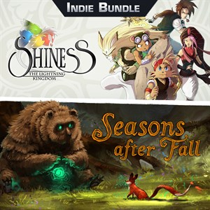 INDIE BUNDLE: Shiness and Seasons after Fall Xbox One