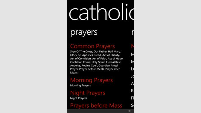 Buy catholic companion microsoft store screenshots altavistaventures Images