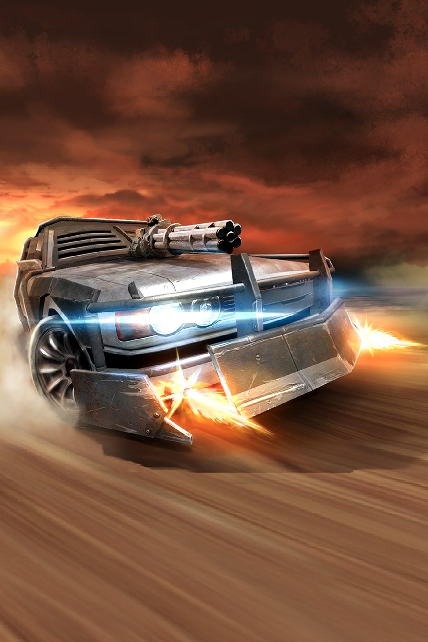Скриншот №18 к Война Машин 2 — Арена Смерти 3D