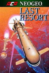 Carátula del juego ACA NEOGEO LAST RESORT
