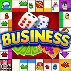 Business world: Monopoly Board Game