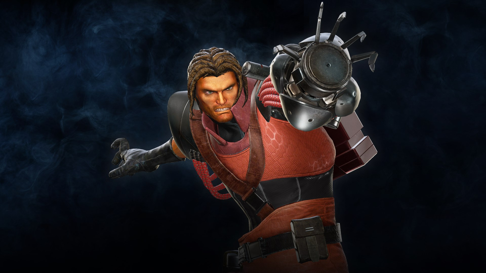 Marvel vs. Capcom: Infinite - Spencer Gottfried Costume