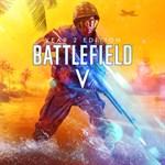 Battlefield™ V Year 2 Edition Logo