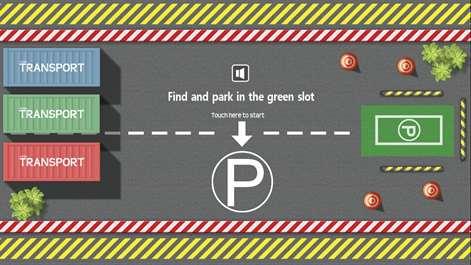 《真实模拟停车》Win10官方游戏检测你的停车技术(1)