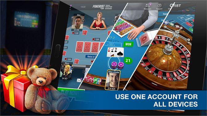 10 free casino