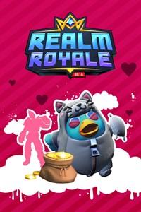 """Paquete """"Lindo, pero mortal"""" de Realm Royale"""