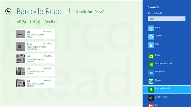 Get Barcode Read It! - Microsoft Store