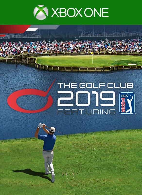 The Golf Club 2019 Featuring PGA Tour boxshot