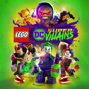 LEGO® DC Super-Villains Xbox One